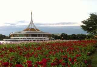 König Suan Luang Rama IX Park Bangkok Thailand Sehenswürdigkeiten