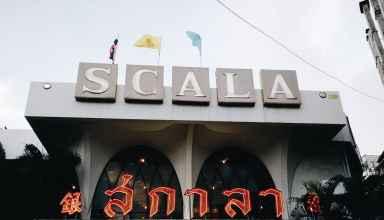 scala kino siam square Bangkok Thailand