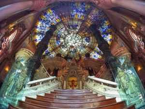 Top Sehenswürdigkeit 3: Das Erawan Musem in Bangkok