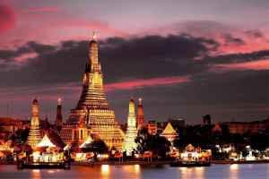 Top Sehenswürdigkeit 2: Tempel der Morgenröte - Wat Arun
