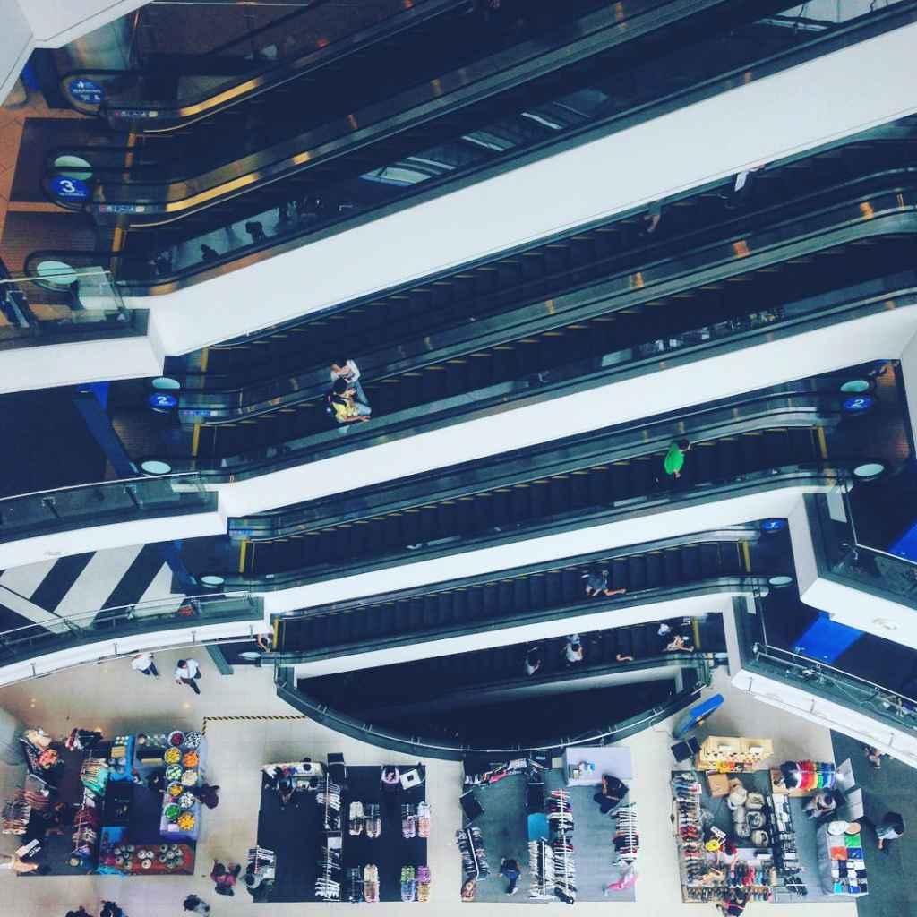 Shopping Tipp 4: Das Terminal 21 Einkaufszentrum