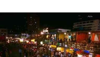 Chatuchak market Markt Bangkok Thailand Sehenswürdigkeiten Shopping