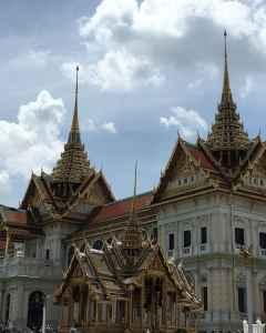 Top Sehenswürdigkeit 1: Der große Königspalast in Bangkok und Wat Pra kheo