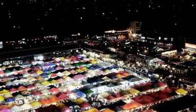 Rod Fai Nachtmarkt