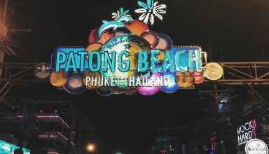 bangla road in patong