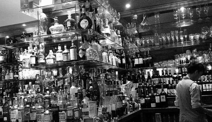 Hyde & Seek Gastro Bar - Thekenbereich