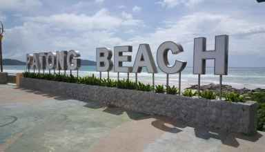 Patong Beach Sign