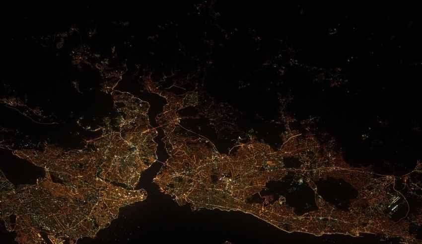 Hauptverkehrszeiten in Istanbul