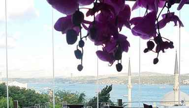 Topaz Restaurant Istanbul