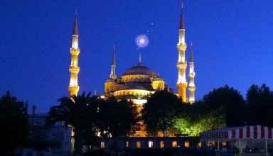 Blaue Moschee - Sultan-Ahmed-Moschee