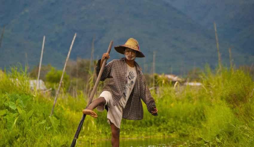 Inle-See Myanmar
