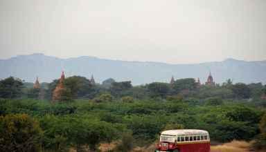 Perfekte Packliste Myanmar