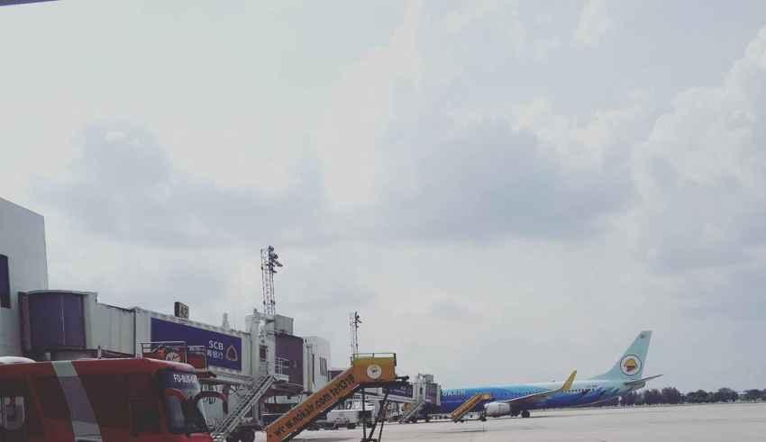 Don Mueang Flughafen