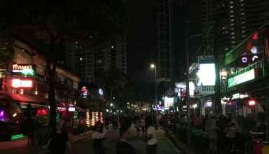 Bukit Bintang in Kuala Lumpur