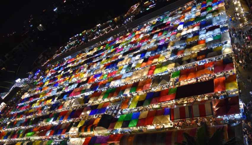 Nachtmarkt Talad Rot Fai Ratchada